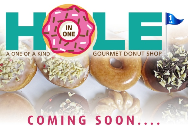 Hole In One Gourmet Donuts - Highland, New York