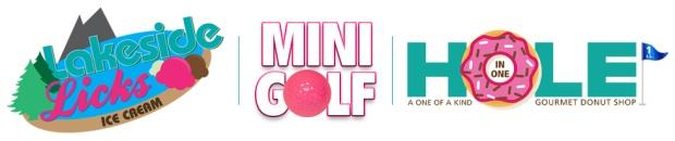 Lakeside Licks Ice Cream, Mini-Golf and Donuts!